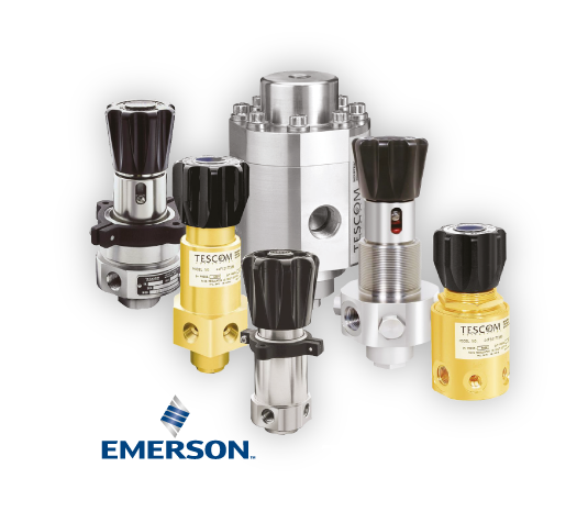Tescom Pressure Control Regulators